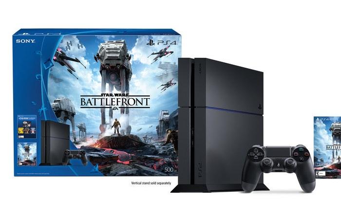 New PlayStation 4 Bundles