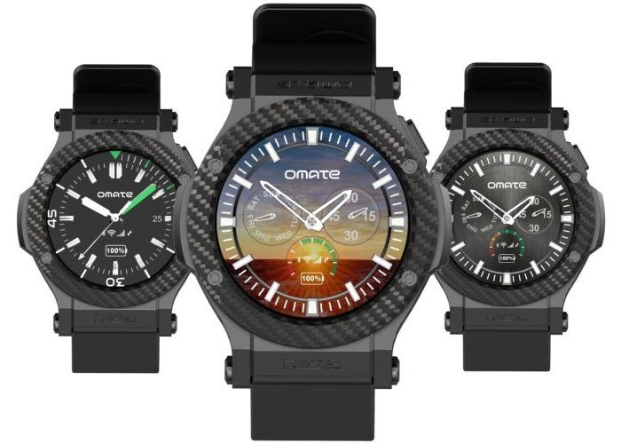 Omate Rise Smartwatch