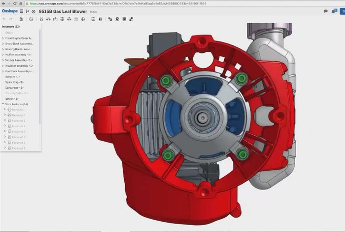Onshape CAD Software