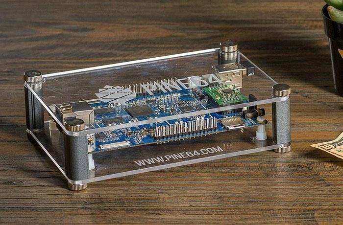 PINE A64 Mini PC