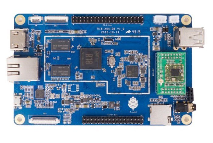 PINE64 Single Board Mini PC