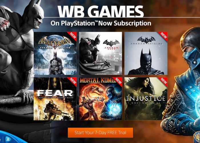 PS Now Subscription