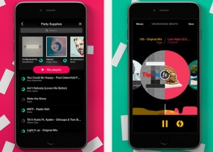 Pacemaker Music App