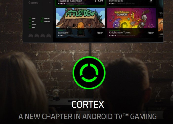 Razer Forge TV Cortex