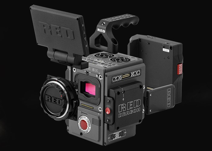 Red Scarlet-W 5K Video Camera