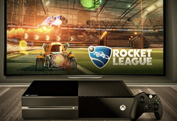 Rocket League Arriving On Xbox One