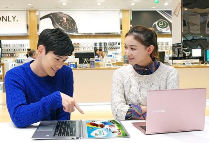 Samsung Skylake 2016 Ultrabooks