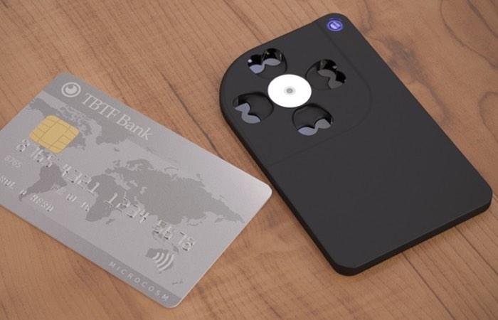 Smartphone Pocket Microscope