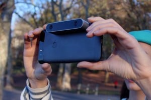 Teleport Virtual Reality Capture System And VR Headset (video)