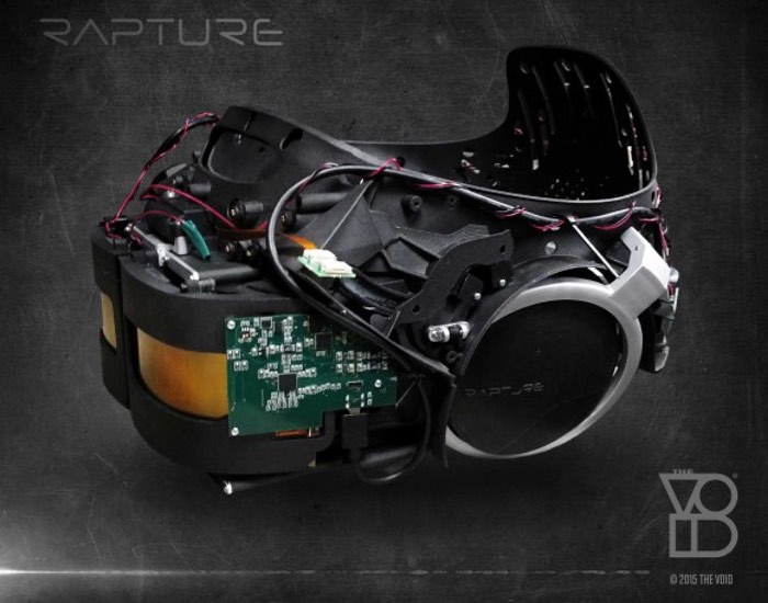 The Void 2K Rapture VR Headset