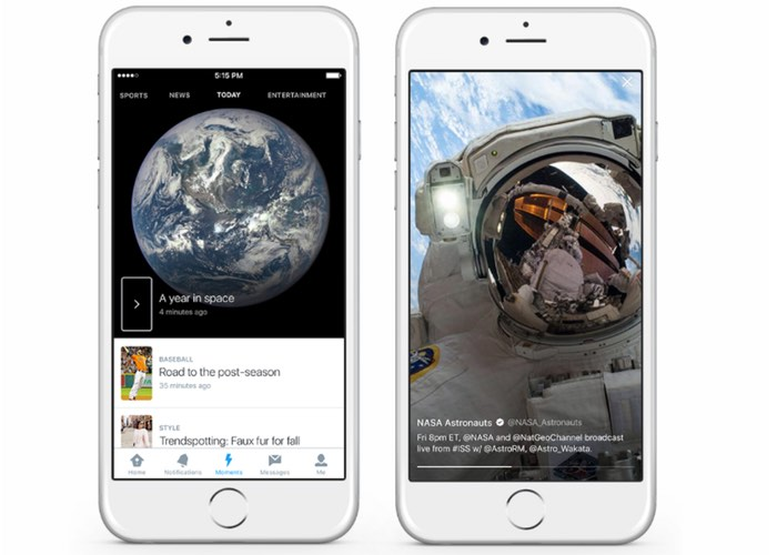 Twitter Moments 1 - Twitter Moments Moves To The UK