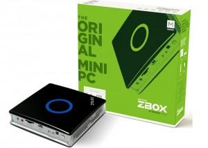 Zotac ZBOX MI551 Compact Desktop Mini PC System Unveiled With 6th Gen Intel CPU