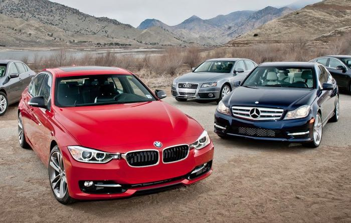 Nokia's HERE Maps Is Now Owned By BMW, Mercedes And Audi