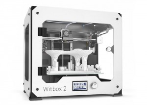 bq Witbox 2 Open Source 3D Printer Launches For €1,690