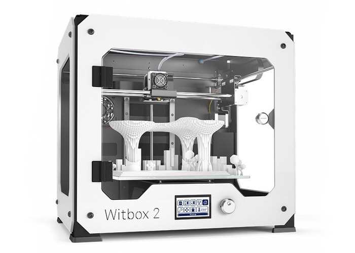 bq Witbox 2 Open Source 3D Printer