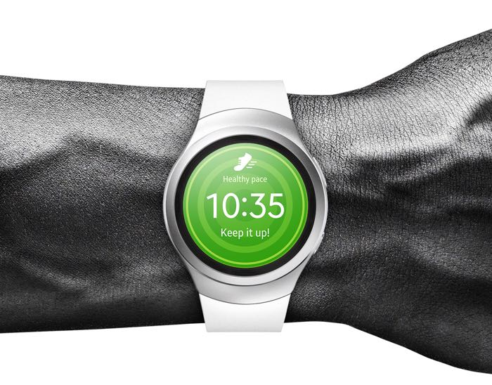 Samsung Gear S2 Update Aims To Improve Battery Life