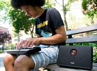iLoud Bluetooth Speaker