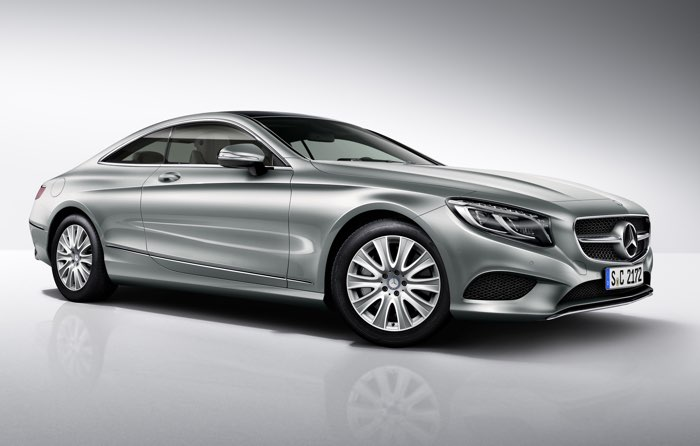 Mercedes S 400 4Matic Coupe