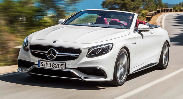 Mercedes-Benz S-Class Cabriolet: Basic Model Does Not Disappoint!