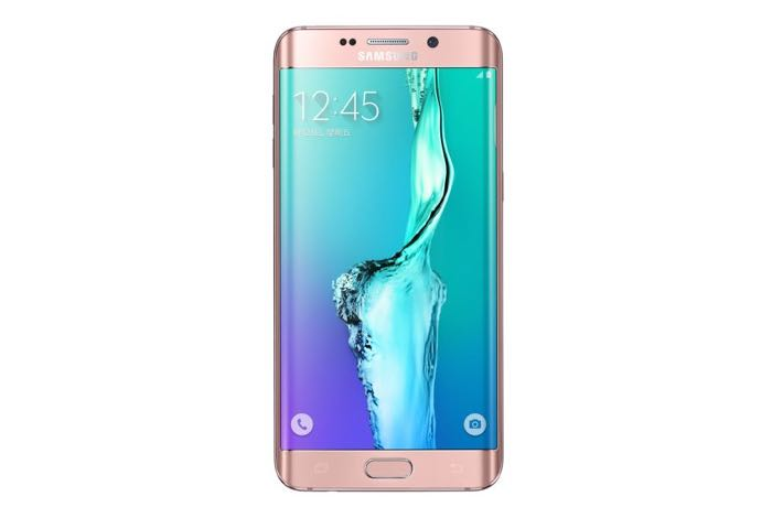 Pink Gold Samsung Galaxy S6 Edge+