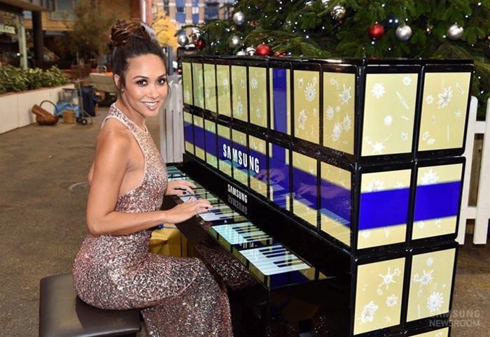samsung piano