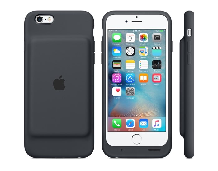 Apple Smart Battery Case For iPhone 6S And iPhone 6 ...