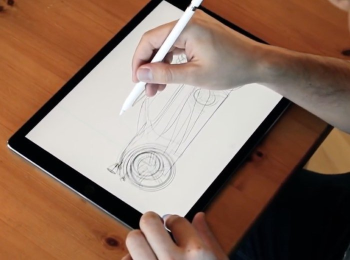 Umake Cloud Based 3d Design App Unveiled For Ipad Pro Video Geeky Gadgets
