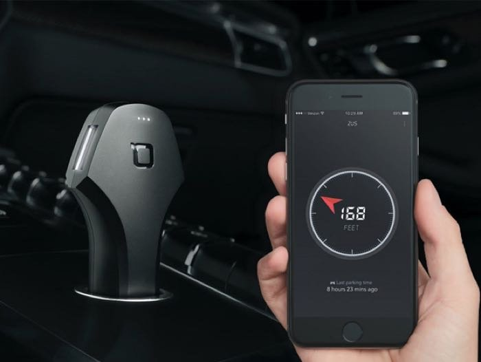 Zus Smart Car Charger
