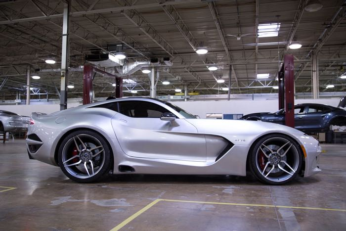 VLF Automotive Force 1