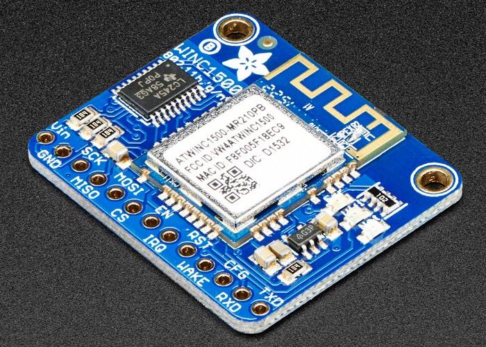 Adafruit ATWINC1500 WiFi Breakout Board