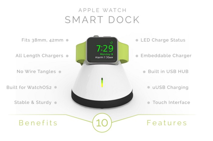 Apple Watch Smart Dock