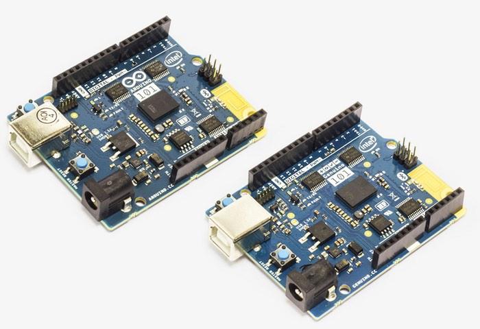 Arduino 101 Genuino 101