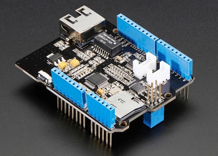 Arduino W5500 Chipset Ethernet Shield