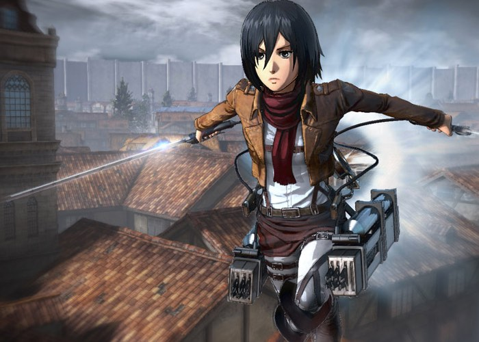 New Attack on Titan Gameplay Trailer Released (video)