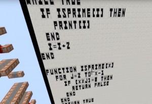 BASIC Programming Language Interpreter Built In Minecraft (video)