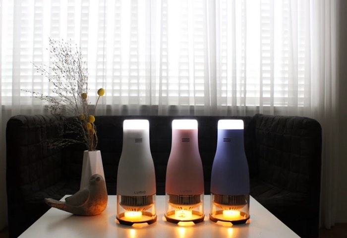 Candle Powered LED Light