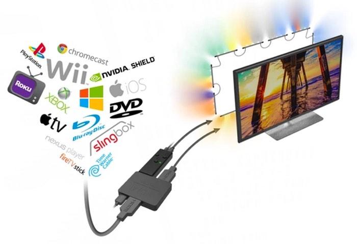 DreamScreen brings DIY backlighting to any TV | GearOpen