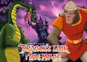 Dragon's Lair Movie Passes $340,000 Via Indiegogo (video)