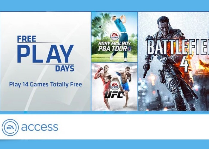 EA Access On Xbox One