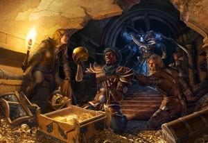 Elder Scrolls Online Thieves Guild First Look Trailer Released (video)
