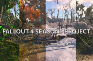 Fallout 4 Seasons Mod Adds Another Dimension To Already Awesome Game (video)