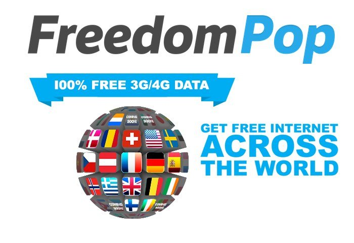 FreedomPop Free Data