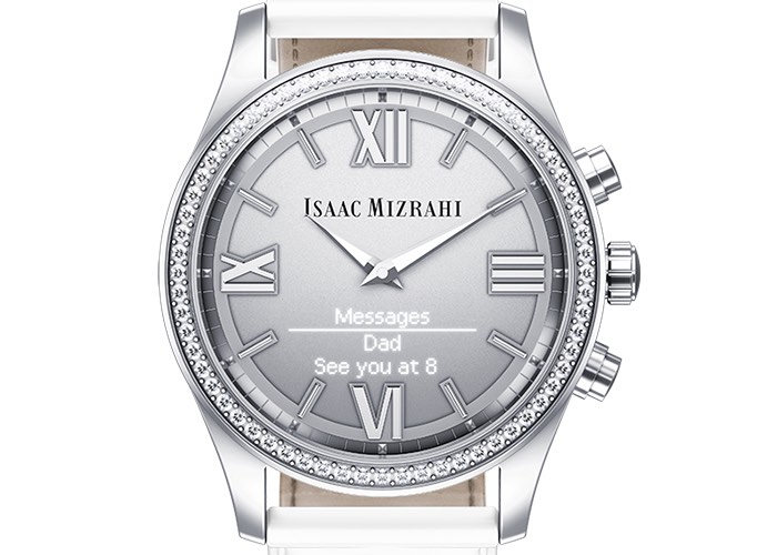 HP Isaac Mizrahi Smartwatch