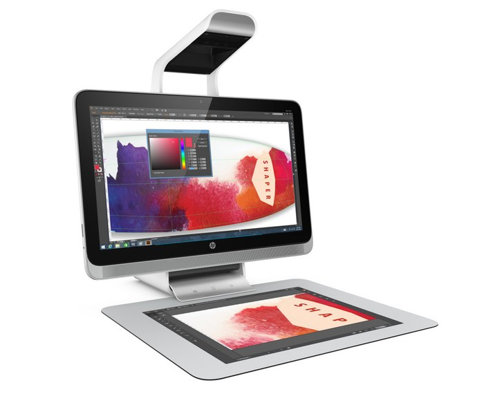 HP Sprout Pro -2