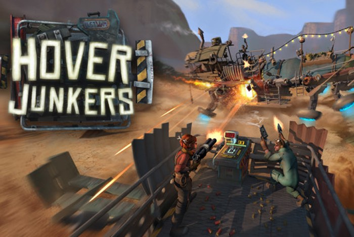 Hover Junkers VR Game
