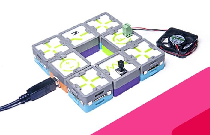 IQube Teaches Electronics