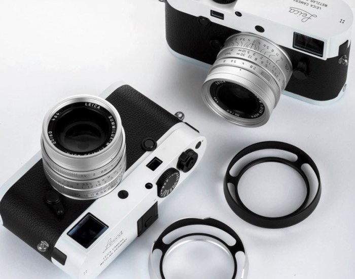 Limited Edition Leica M-P Panda Edition Camera Unveiled
