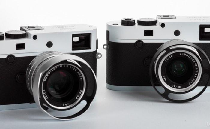 Leica M-P Panda Edition