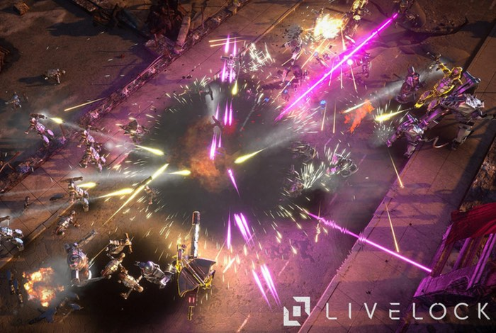 Livelock Lands on PS4 This Year