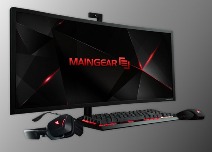 Maingear Alpha 34 All-in-One
